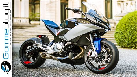 bmw motorrad concept cento  ideal sports touring