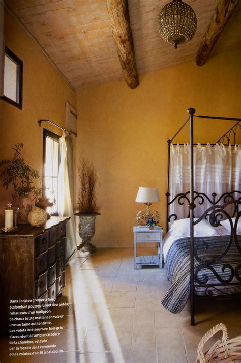 provence   bedroom french country decorating