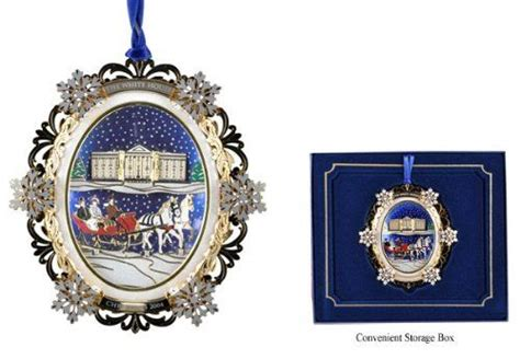 1000 images about christmas ornaments white house on