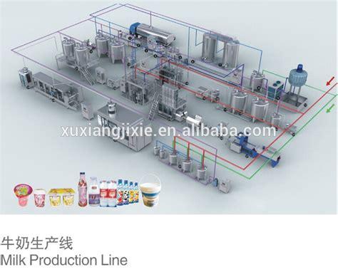 layout pabrik yoghurt price small scale milk making machine frozen yogurt