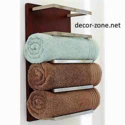 Bathroom Towel Ideas Best 10 Bathroom Towel Storage Ideas For Small Bathrooms