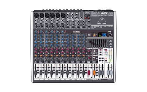Mixer Behringer Xenyx 1832fx behringer xenyx 1832fx image 704744 audiofanzine