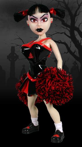 And Cuddly A Fashion Victim Picture by Mezco Toyz Living Dead Dolls 13th Anniversary A Visual
