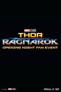 thor ragnarok opening night fan event mjr digital cinemas
