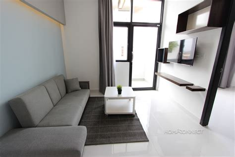 modern 1 bedroom apartments modern 1 bedroom apartment beside russian market phnom