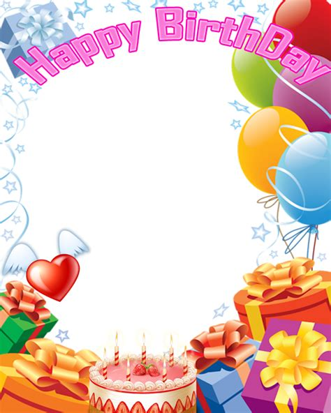 birthday frames android apps on free happy birthday poto frame android apps on
