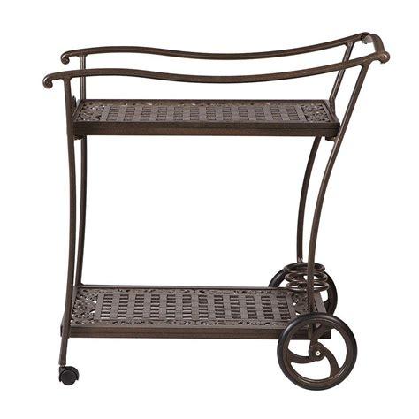 patio serving carts on wheels patio cart trolley tray top wheels heavy duty llight
