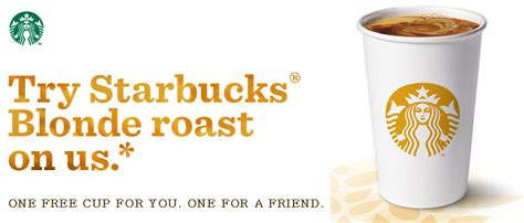 Transfer Starbucks Gift Card To Another Card - free starbucks blonde roast coffee egift card who said nothing in life is free