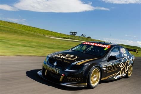 2013 Holden Racing Team V8 Supercar COTF unveiled