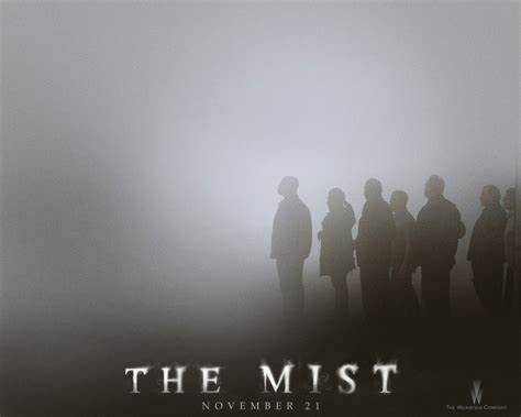 In The Mist the mist images the mist hd wallpaper and background