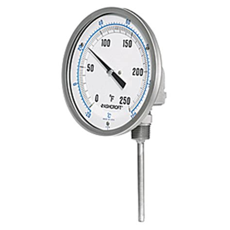 Temperature Ashcroft temperature indicators and thermowells 2013 11 19 process heating