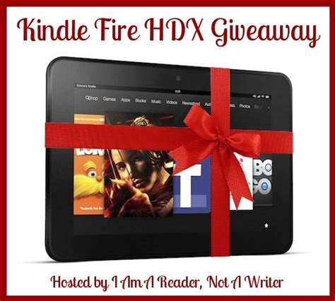 Kindle Fire Gift Card For Books - give away kindle fire hdx book angel booktopia