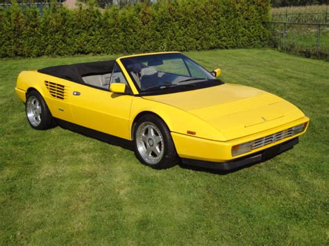 ferrari classic convertible ferrari mondial convertible retrolegends classic and