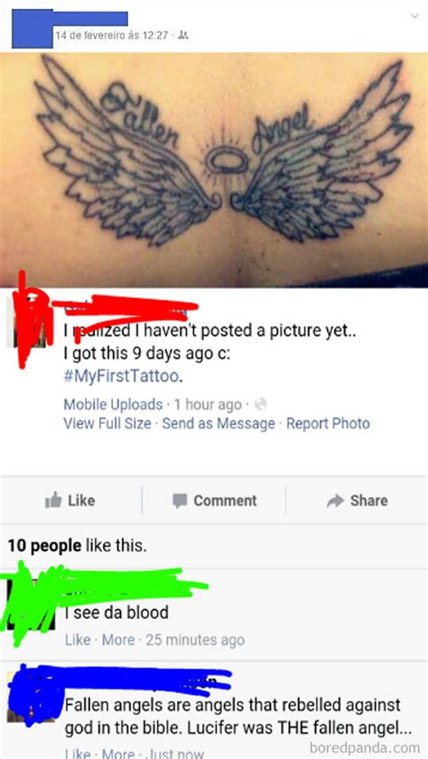 tattoo fail imgur 10 people who proudly shared their new tattoos online and