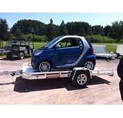 Smart Car Hauler Trailer  Open Carhauler Trailers