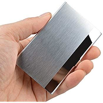 Business Name Card Holder Stainless Steel