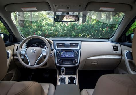 nissan altima 2017 interior in the cabin 2017 nissan altima has been revised the