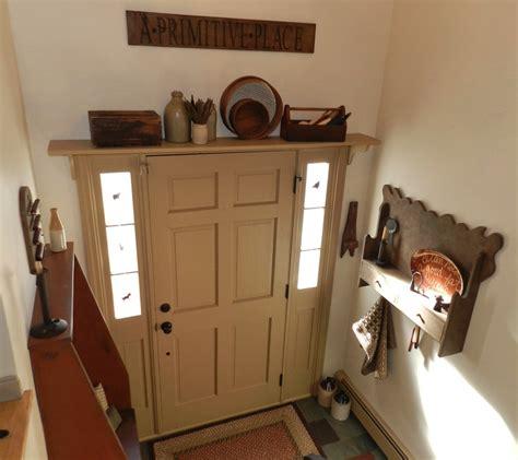 colonial foyer primitive colonial entry door foyer love