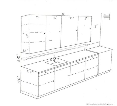 Standard Kitchen Drawer Dimensions by Standard Kitchen Cabinets Home Decoration