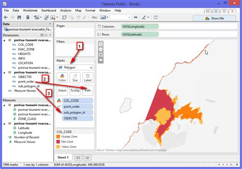 tableau tutorial tutorials point russian sphinx how to create map in tableau with shapetotab