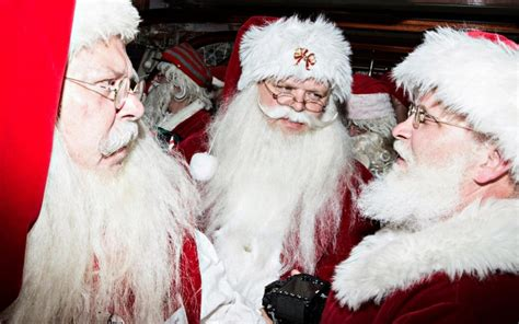 call  father christmas  santa claus  national trust    british