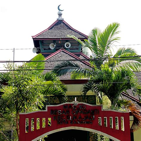 Pembela Tanah Air Peta Di Cileunca Bandung wisata sejarah dan religi masjid besar cipaganti