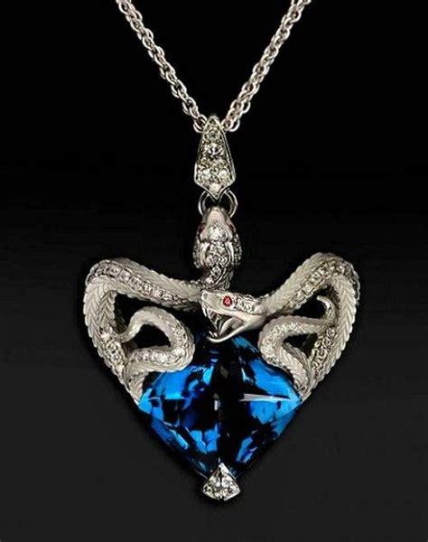 snake necklace symbolic tribal ethnic jewelry