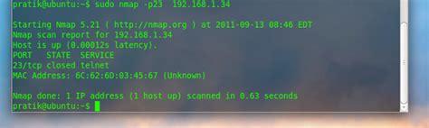 tutorial menggunakan nmap di linux comprendere i comandi nmap esercitazione approfondita con