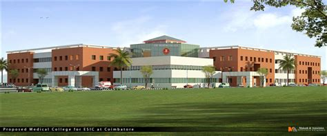 comfort international school coimbatore institutional projects mukesh and associates