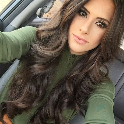 loose curls long hair long loose curls for a date night with johngemma wearing