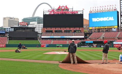 cardinals home opener is sunday there will be