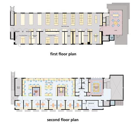 green building floor plans carnegie department of global ecology