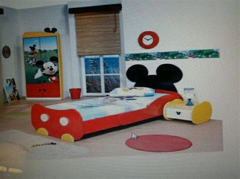 mickey mouse toddler bed mickey mouse toddler bed disney creations pinterest