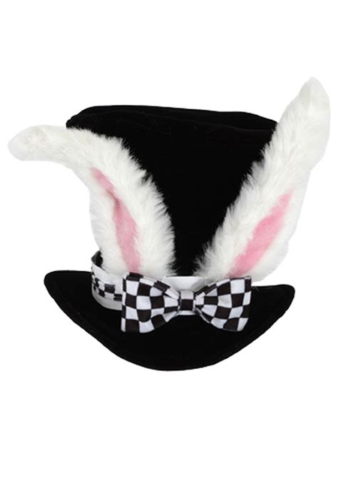 Top Rabbit With Hat kid s white rabbit top hat in hats