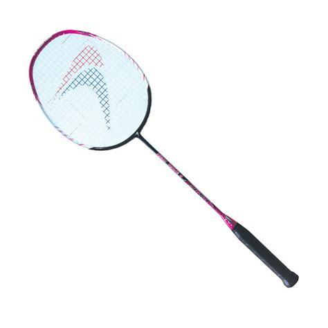 jual flypower heat wave 9 raket badminton black