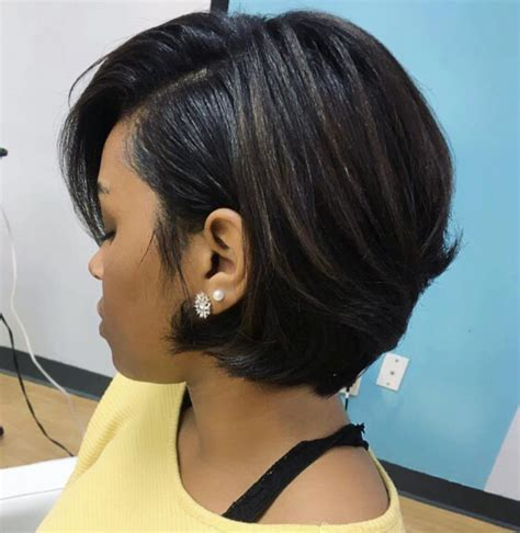african american low cut hairstyles american hairstyles update 60 showiest bob haircuts for black women