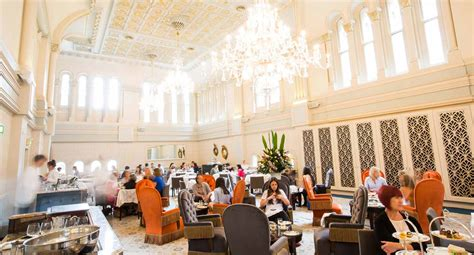 The Tea Room Qvb by Where To Book Last Minute For Mother S Day And Bligh