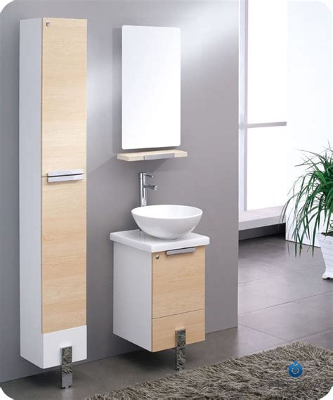 Bathroom Vanity Against Wall 17 Best Images About Floating Sinks On Code For Wall Mount And Small Storage