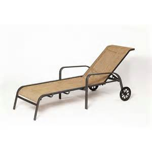 Create Panorama Online garden furniture us agio panorama sling chaise lounge
