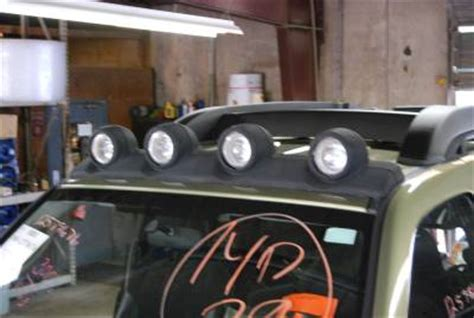 Jeep Liberty Light Bar For Sale 02 03 04 05 06 07 Jeep Liberty Renegade Oem Light Bar