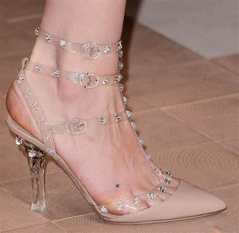 New Arrival Best Seller Sandal Chanel 1128 2 valentino 2013 collection lucite shoes