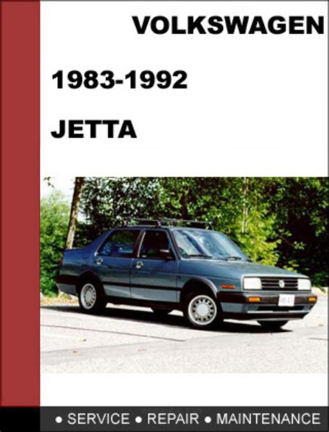 free auto repair manuals 1992 volkswagen riolet user handbook volkswagen jetta mk2 1983 1992 service repair manual download man