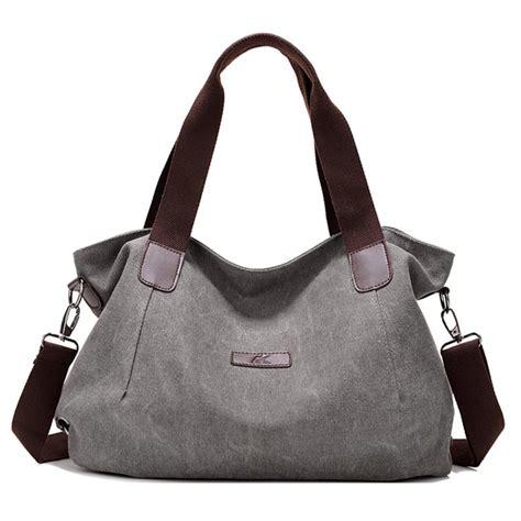 Simple Shoes Bag For Fitness Tas Sepatu Travel Dan Olahraga durable canvas big capacity shoulder bags simple crossbody bags alex nld
