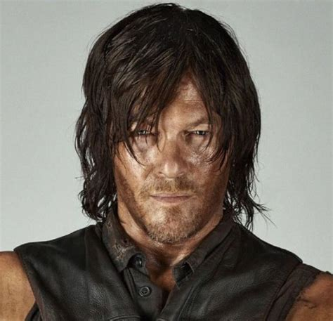 daryl dixon hairstyle cool men s hair