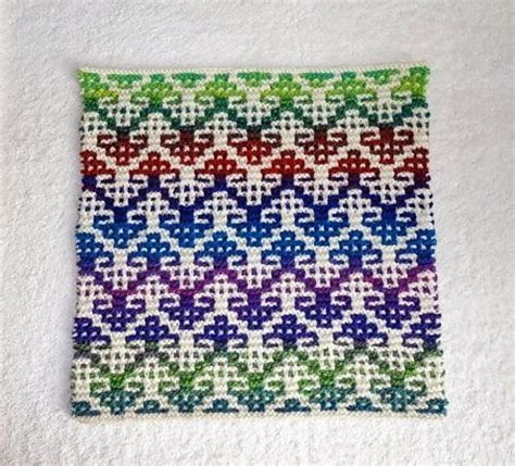 mosaic knitting tutorial 17 best images about mosaic knitting on