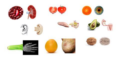 alimenti fanno bene cibi simili agli organi a cui fanno bene