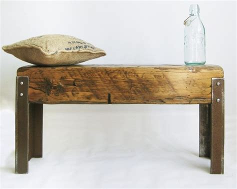 wood beam bench 17 best ideas about salvaged wood on pinterest driftwood