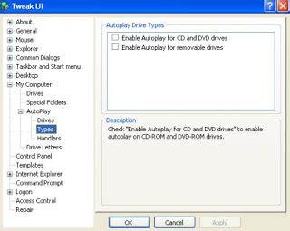 membuat xp autorun di windows membuat disable autorun pada windows xp