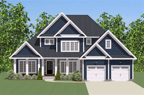 traditional house plans with porches traditional house plan with wrap around porch 46293la