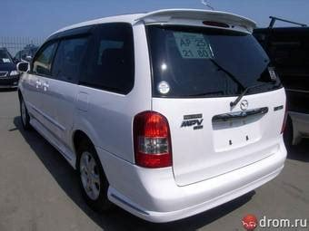 how it works cars 2001 mazda mpv electronic throttle control 2001 mazda mpv pictures 2 0l gasoline ff automatic for sale